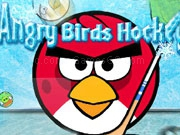 Play Angry Birds Hockey now