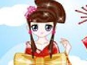 Play Japanese costume now