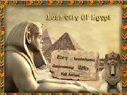 играть Lost city of egypt (spot the differences game)