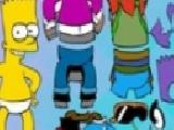 Play Bart simpson dress up now