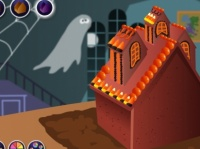 Play Candy halloween house now