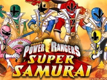 Play Power rangers super samurai now