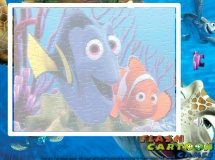 Play Finding nemo sort my jigsaw now