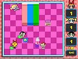 играть Powerpuff girls - pillow fight