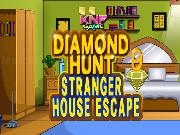 играть Diamond Hunt 9 Stranger House Escape