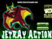Play Ben 10 Alien Force: Jetray action now