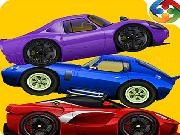 Play Super Cars Puzzle now
