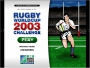 Play Rugby worldcup 2003 challenge now