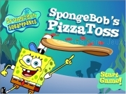 Spongebob squarepants - spongebobs pizza toss