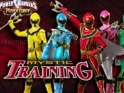 Power Rangers mystic force - Mystic training