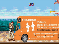 Play Ignorance Fighter II: Tour Bus now