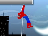 играть Spiderman city raid