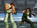 Play The king of fighters - wing now