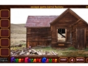 играть Escape Games Ghost City Part 1