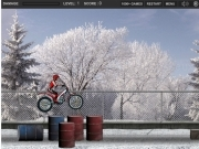 Play Bike Trials Snow Ride now