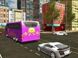 играть City bus offroad driving sim