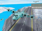 Play Airplane flight 3d simulator now